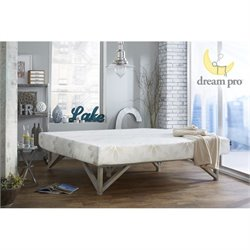 Dream Pro™ Recharge 9 Inch Gel-Infused Cali King Memory Foam Mattress