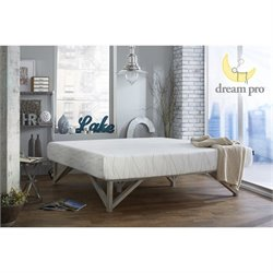 Dream Pro™ Restore 10 Inch Gel-Infused King Memory Foam Mattress