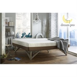 Dream Pro™ Revitalize 11 Inch Gel-Infused Cali King Memory Foam Mattress