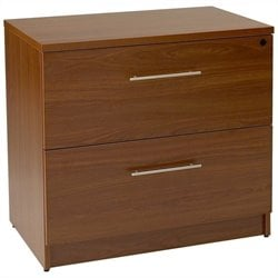 Jesper Office 2 Drawer Lateral File Cabinet in Cherry
