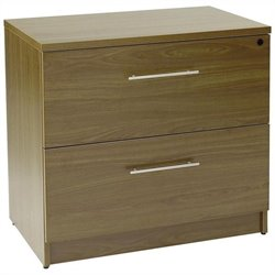 Jesper Office 100 Collection Lateral File in Walnut