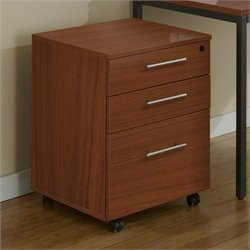 Jesper Office 100 Collection Mobile Pedestal in Cherry