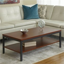 Jesper Office 100 Parson Collection Coffee Table in Cherry