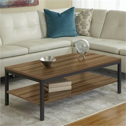 Jesper Office 100 Parson Collection Coffee Table in Walnut