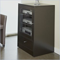 Jesper Office 100 Entertainment Collection Media Cabinet in Espresso