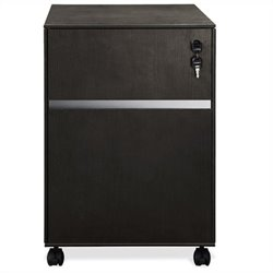 Jesper Office 300 Collection Mobile Pedestal in Espresso