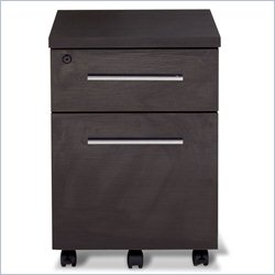 Jesper Office 500 Collection Mobile Pedestal in Espresso