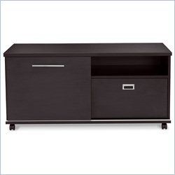 Jesper Office 500 Collection Side Cabinet in Espresso