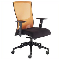 Jesper Office Hanna Midback Chair in Glow