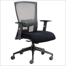 Jesper Office Hanna Midback Chair in Sterling