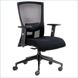 Jesper Office Hanna Midback Chair in Midnight