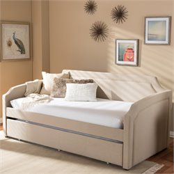 Parkson Twin Daybed in Beige