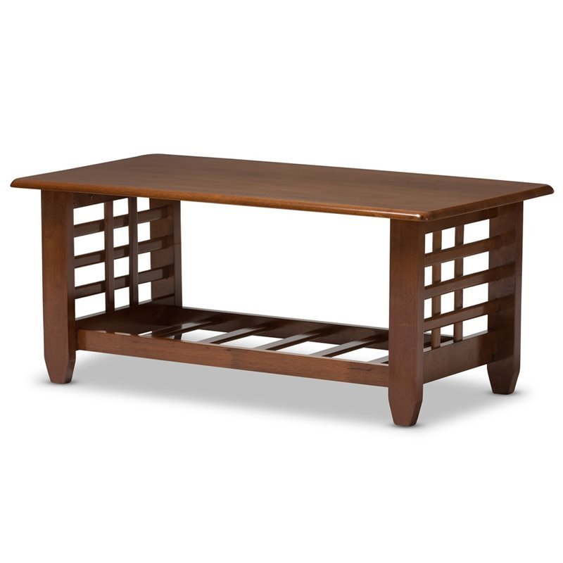 Larissa wood coffee table in cherry sw5218 cherry ts2 ct Cherry wood coffee tables