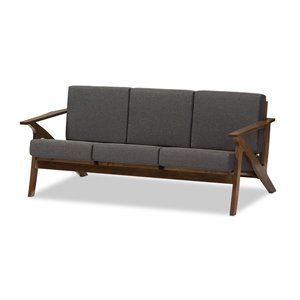 Cayla Sofa in Gray