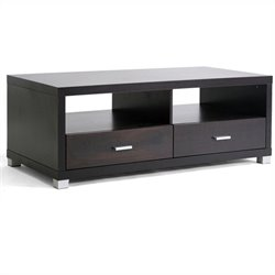 Derwent Coffee Table in Dark Brown