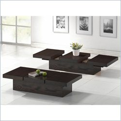 Cambridge Coffee Table in Dark Brown