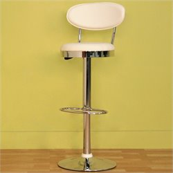 Achilla Barstool in White