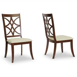 Glenview Dining Chair in Beige (Set of 2)