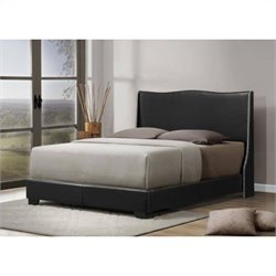 Duncombe Queen Bed in Black