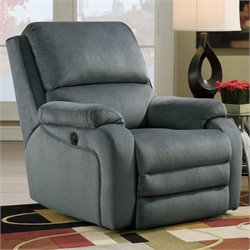 Southern Motion Ovation Rocker Power Recliner in Night Party Mineral