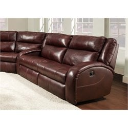 Southern Motion Maverick Power Double Reclining Sofa