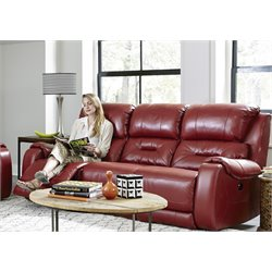 Southern Motion Sting Power Double Reclining Sofa in Surreal Burpee
