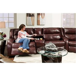 Southern Motion Maverick Power Double Reclining Loveseat