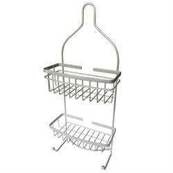 Shower Caddy in Silver