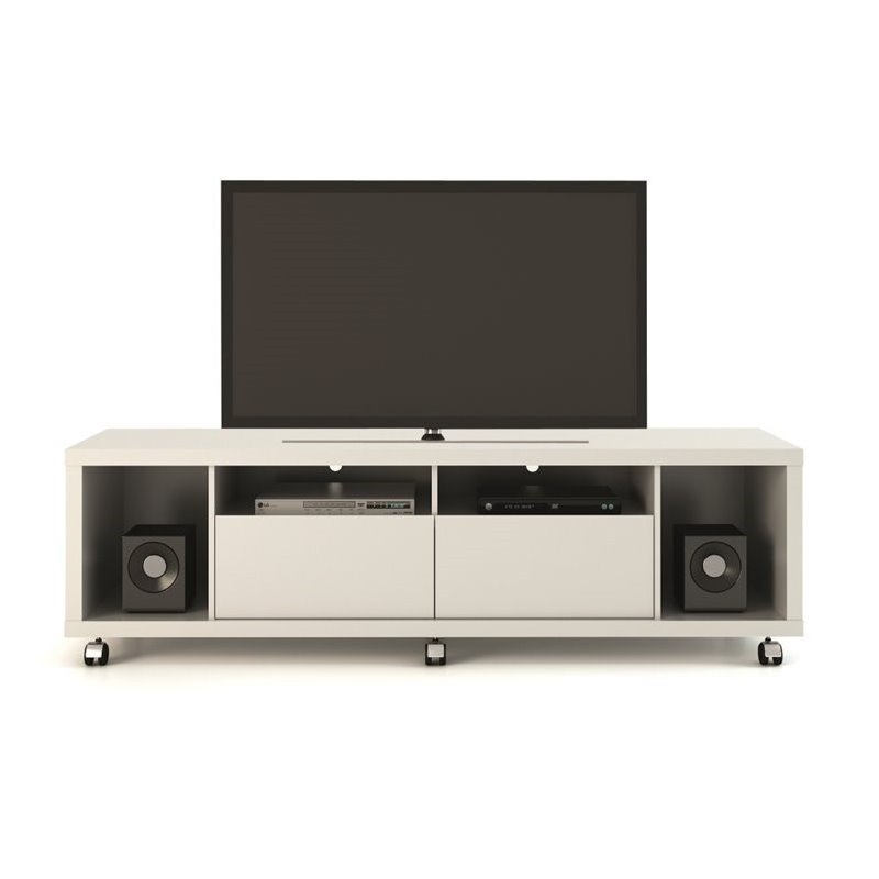Manhattan Comfort Cabrini TV Stand - Up to 60 Screen Support