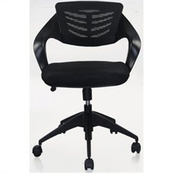 Manhattan Comfort Grove Office Chair in Black