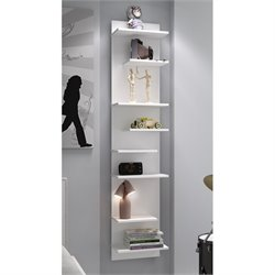 Manhattan Comfort Nelson Wall Display Shelf