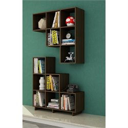 Manhattan Comfort Cascavel Storage Cubbies