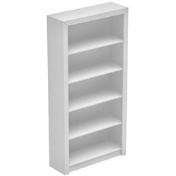 Manhattan Comfort Olinda 1.0 Series 5 Shelf Bookcase