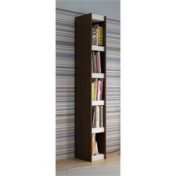 Manhattan Comfort Parana 1.0 Series 5 Shelf Bookcase