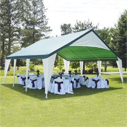 King Canopy 20' x 20' Event Tent in Green
