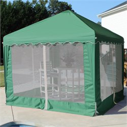 Garden Party Gazebo in Green
