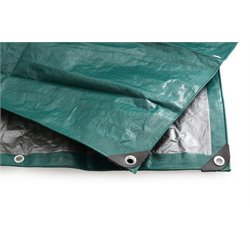 King Canopy 40' x 60' Heavy Duty Tarp in Green