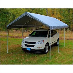 King Canopy 10' x 20' Universal Canopy in Silver