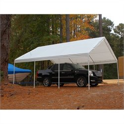 King Canopy Hercules Canopy in White