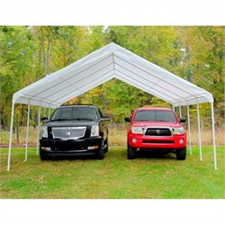 King Canopy 18' x 27' Hercules Canopy in White
