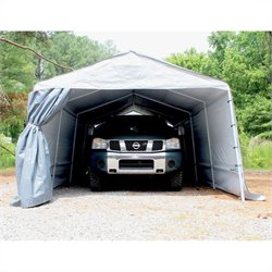 King Canopy Storguard Garage in Silver