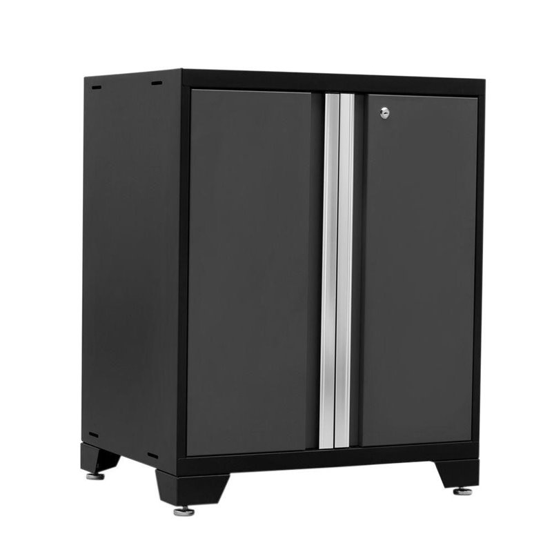Newage Pro Series Garage Base Cabinet In Gray 52002