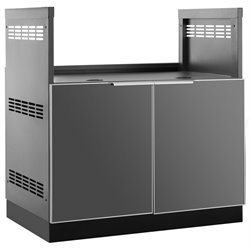 NewAge Outdoor Kitchen Insert Grill Cabinet