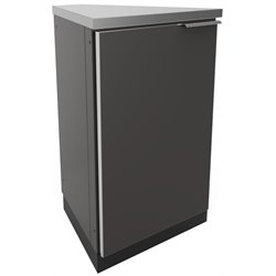 NewAge Outdoor Kitchen 45 Degree Corner Cabinet