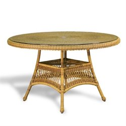 Tortuga Lexington Round Patio Dining Table