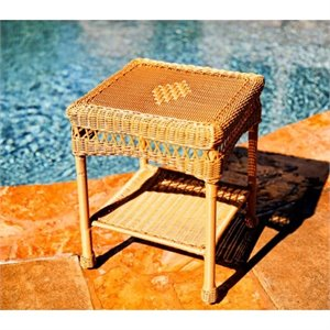 Tortuga Outdoor Portside Patio End Table