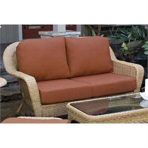 Tortuga Sea Pines Outdoor Loveseat