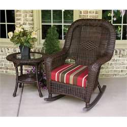 Tortuga Lexington 2 Piece Patio Bistro Set