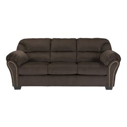 Ashley Kinlock Sofa in Chocolate