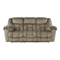 Ashley Jodoca Reclining Sofa in Driftwood